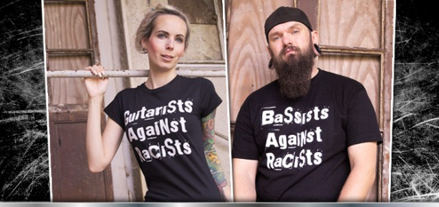 Guitarists Bassists against Racists