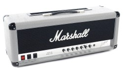 "Marshall 2555X Silver Jubilee Re-Issue & 2551AV electric guitar amplifier review with ""Top Gear"" award"
