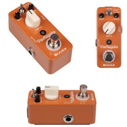 Mooer Varimolo – guitar effect pedal mini-review in TopGuitar magazine