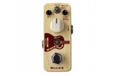 Mooer Woodverb – guitar effect pedal mini-review in TopGuitar magazine