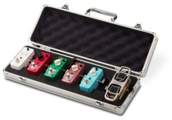 Mooer Audio new effect pedals, Macro Power and cases