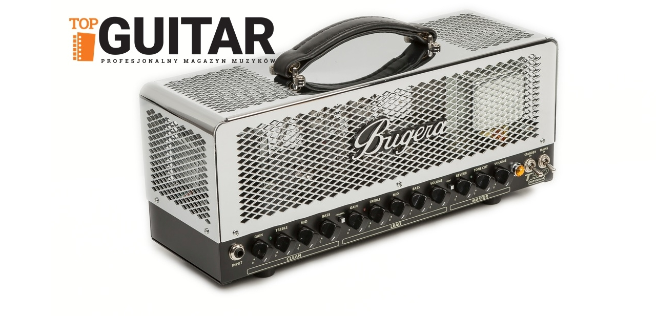 bugera t50 infinium 212ts electric guitar amplifier reviewed by topguitar magazine. Black Bedroom Furniture Sets. Home Design Ideas