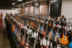 PRS Guitars' Ninth Experience PRS Open House: Guitars, Music, and Record Attendance