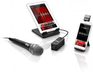 iRig recorder accessories Android