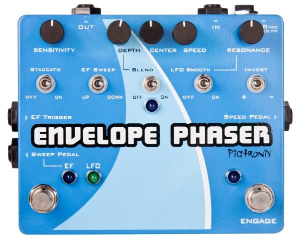 Pigtronix Envelope Phaser II
