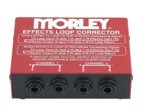 Morley Effects Loop Corrector