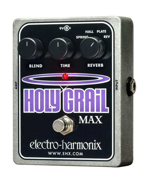 EHX Holy Grail Max