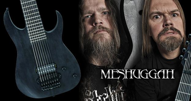 Ibanez Meshuggah