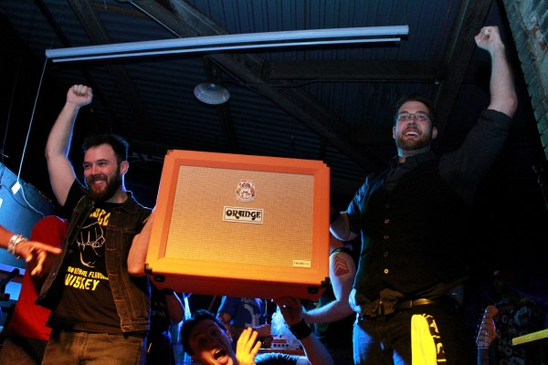 Orange Amplification Sponsor AFROPUNK Festival