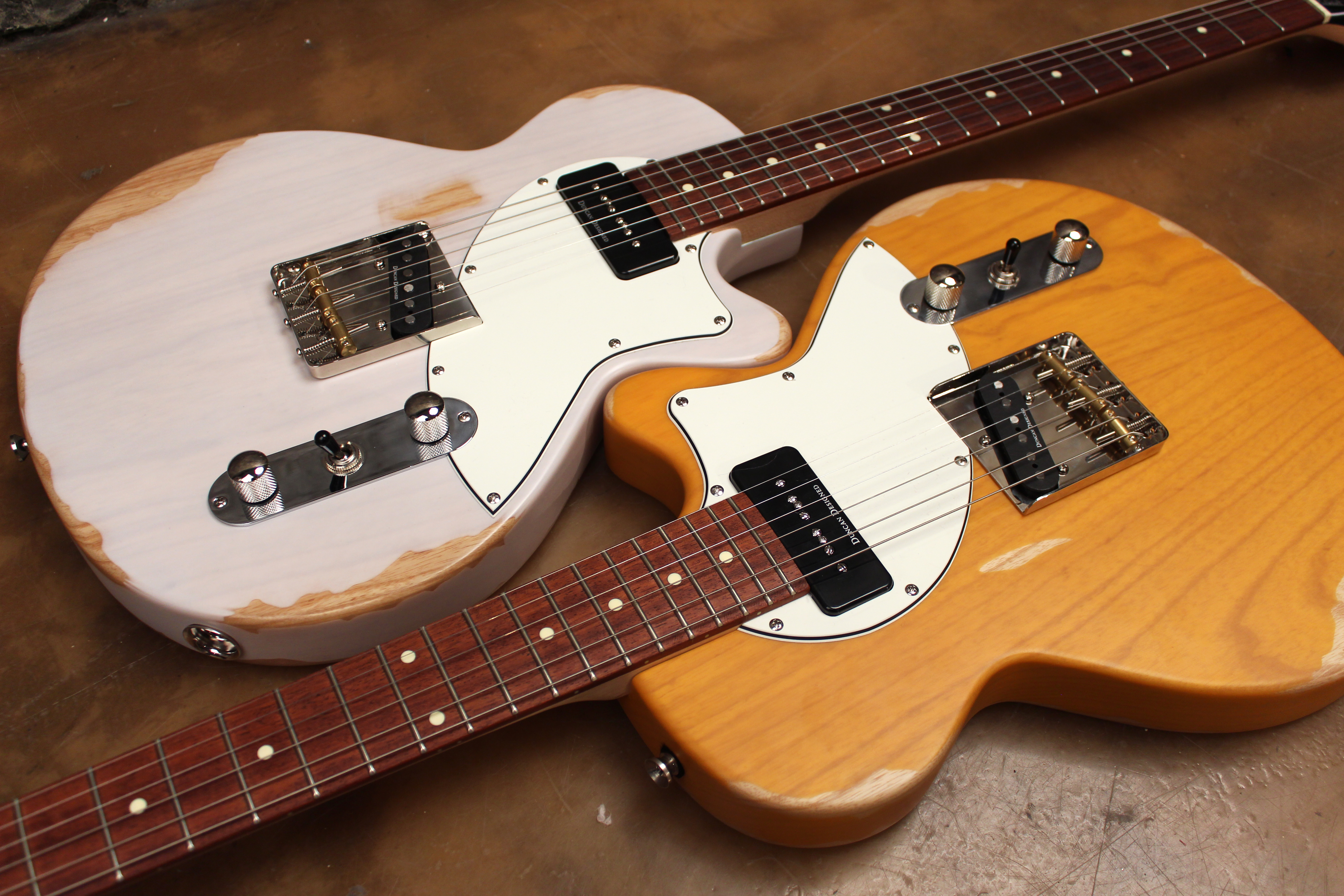 Cort Sunset TC electric guitar