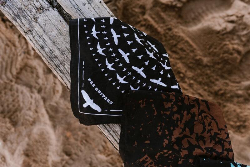 PRS bandanas, photo: PRS