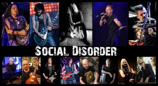 SOCIAL DISORDER, photo: All Noir