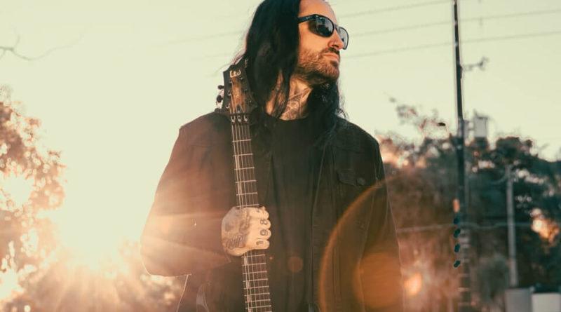 Guitarist Bobby Keller, image credit: Jazel, Black Card Films