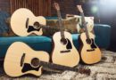 Gibson Generation Collection Family (Top, G-200, Bottom, G-Writer, Middle G-45, Right G-00), credit: Gibson
