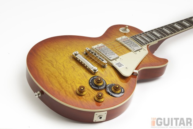 Epiphone Les Paul Standard Pro Quilt Top Faded Cherry Sunburst