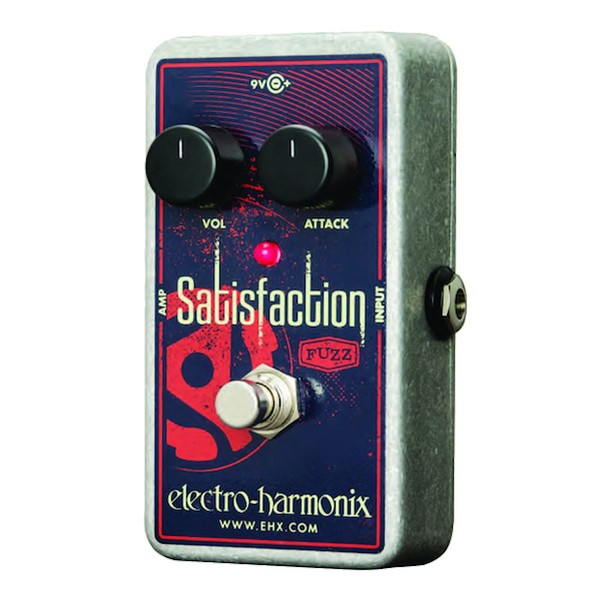EHX Satisfaction Fuzz