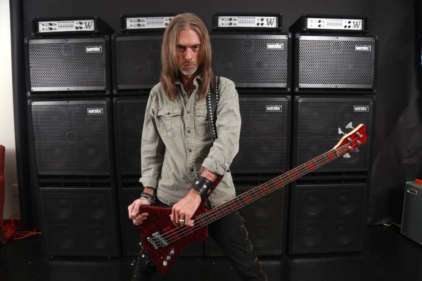 Rex Brown Warwick