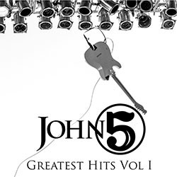 John 5 Announces Greatest Hits Pre-Order Package