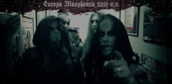BEHEMOTH: release teaser video for upcoming European tour