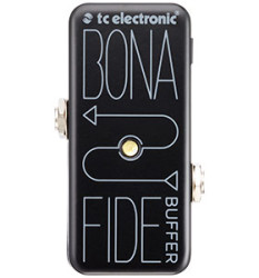 TC Electronic Introduce BonaFide Buffer