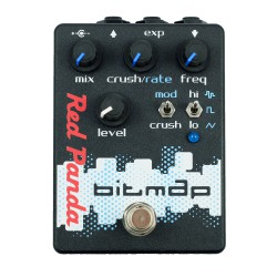 Red Panda Bitmap – guitar effect pedal mini-review in TopGuitar magazine