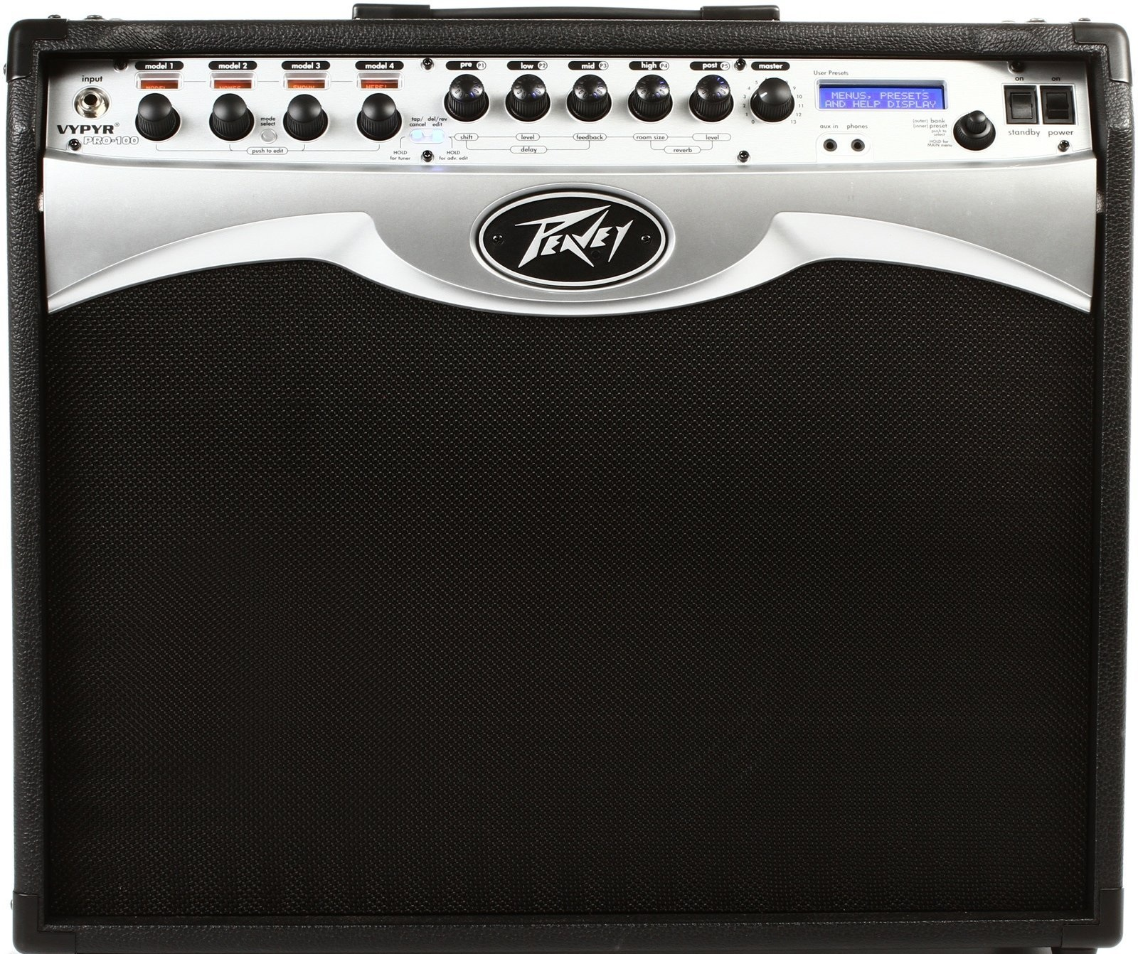 peavey vypyr pro 100 guitar amplifier reviewed by topguitar magazine. Black Bedroom Furniture Sets. Home Design Ideas