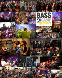 BassCamp Reunion 2017 – In association with Gitarre & Bass Magazine